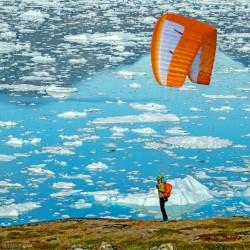 NIVIUK SKIN 3 P Paraglider