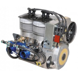 Hirth 3203 Dual Carb...