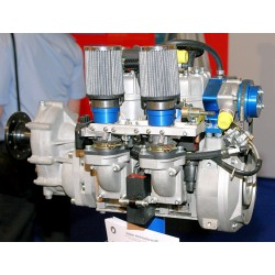 Hirth 3503 Dual Carb...