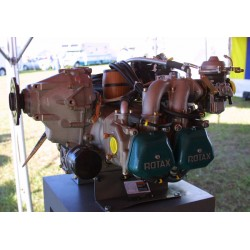 Rotax 912 UL DCDI 81HP...