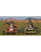 Paramotor Trikes